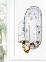 Applique moderna / in vetro soffiato / in vetro di Murano / LED