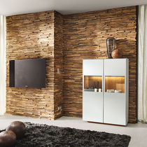 Rivestimento murale in legno / per uso residenziale