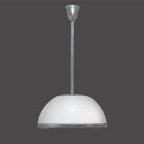 Lampada a sospensione / classica / in vetro / in vetro soffiato
