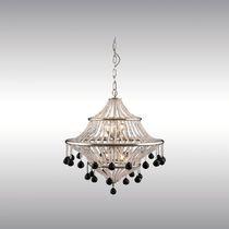 Lampadario classico / in cristallo / in ottone / di Josef Hoffmann