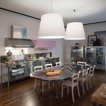 Cucina moderna / in acciaio inox