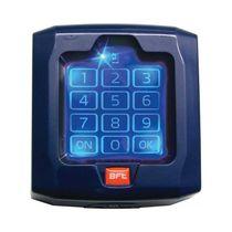 Tastiera a codice per controllo accessi / a muro / wireless