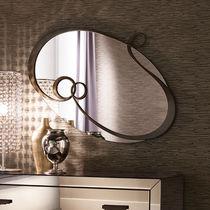 Specchio a muro / sospeso / moderno / ovale