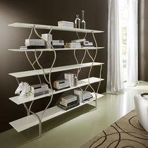 Scaffale design originale / in legno / in metallo