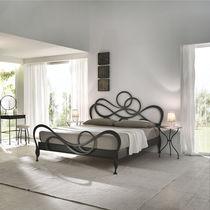 Letto standard / doppio / design nuovo barocco / in ferro battuto