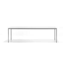 Tavolo moderno / in alluminio / in laminato / rettangolare