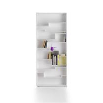 Libreria modulare / moderna / in MDF laccato / in melamminico