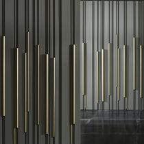 Pannello decorativo in legno / da parete / laccato / a effetto dimensionale