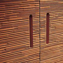 Porta da interni / scorrevole / in legno / per edifici pubblici