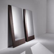 Specchio da terra / da appoggio / moderno / rettangolare