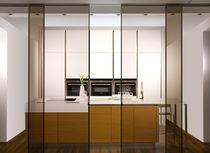 Pannello in vetro laminato / a doppi vetri / isolante / per edificio