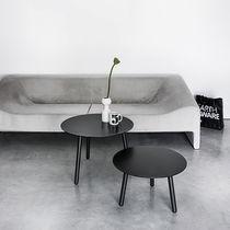 Tavolino basso moderno / in legno / in laminato / in linoleum