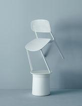 Sedia moderna / impilabile / in polipropilene / di Patrick Norguet