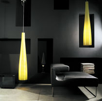 Lampada a sospensione / moderna / indoor / in tessuto