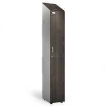 Armadietto spogliatoio in legno / standard / professionale / per ambienti umidi