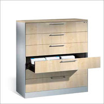Armadio classificatore basso / in legno / in acciaio / in melamminico
