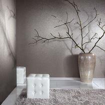 Rivestimento murale in mica / per uso residenziale / satinato / aspetto tessuto