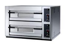 Forno elettrico / professionale / a pizza / a 2 camere
