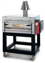 Forno professionale / a gas / per pizza / a 1 camera