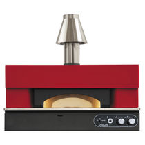 Forno a gas / professionale / a pizza