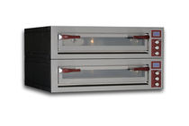 Forno professionale / elettrico / per pizza / a 2 camere
