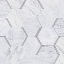Lastra in pietra in marmo / opaca / di protezione / bianca