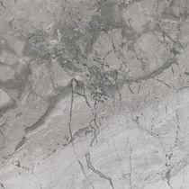 Lastra in pietra in marmo / opaca / per interni / grigia