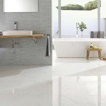 Piastrella da interno / da bagno / da pavimento / in marmo