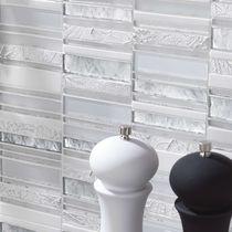 Piastrella da interno / da parete / in composito / a rilievo