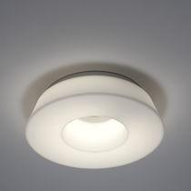 Plafoniera design originale / rotonda / in polietilene / LED