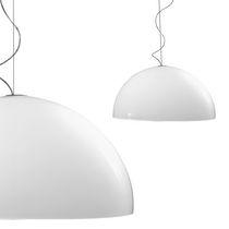 Lampada a sospensione / design originale / in metacrilato / da interno
