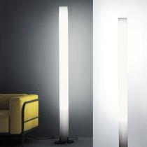 Colonna luminosa moderna / in policarbonato