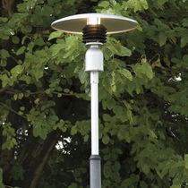 Lampione da giardino / moderno / in acciaio / LED