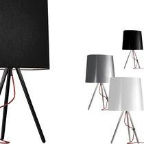 Lampada da tavolo / design originale / in tessuto / da interno