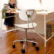 Sedia da ufficio moderna / in metallo / regolabile / per bambini
