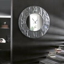 Orologio moderno / analogico / a muro / in alluminio