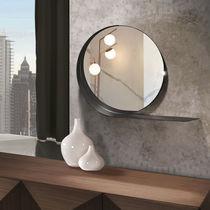 Specchio a muro / moderno / rotondo