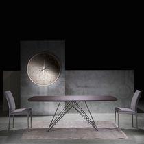Tavolo moderno / in legno / in vetro / in metallo