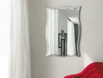 Specchio a muro / moderno / argentato