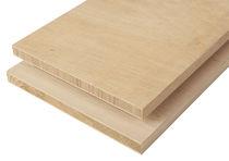 Pannello in MDF di costruzione / in legno compensato / per interni