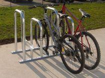 Rastrelliera per biciclette in acciaio galvanizzato