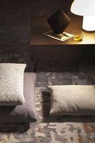 Cuscino per divano / quadrato / rotondo / a tinta unita