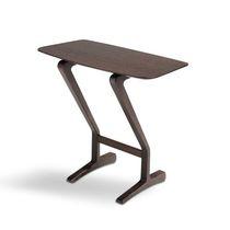 Tavolo d'appoggio / moderno / in legno / rettangolare
