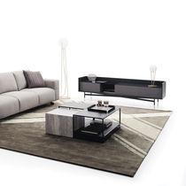 Tavolo modulare / basso / moderno / in metallo