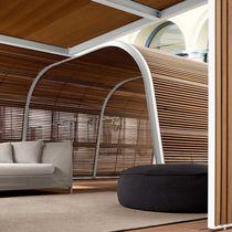 Gazebo in alluminio / in legno