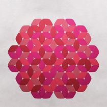 Tappeto moderno / geometrico / a tinta unita / in lana