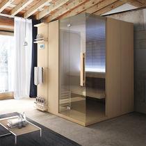 Sauna per uso residenziale / prefabbricata / per interni
