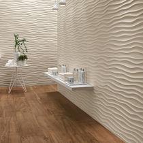 Piastrella da interno / da parete / in gres porcellanato / a motivi geometrici