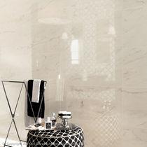 Piastrella da bagno / da pavimento / in ceramica / lucida