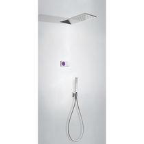 Set doccia da incasso a muro / moderno / con doccia a mano / termostatico